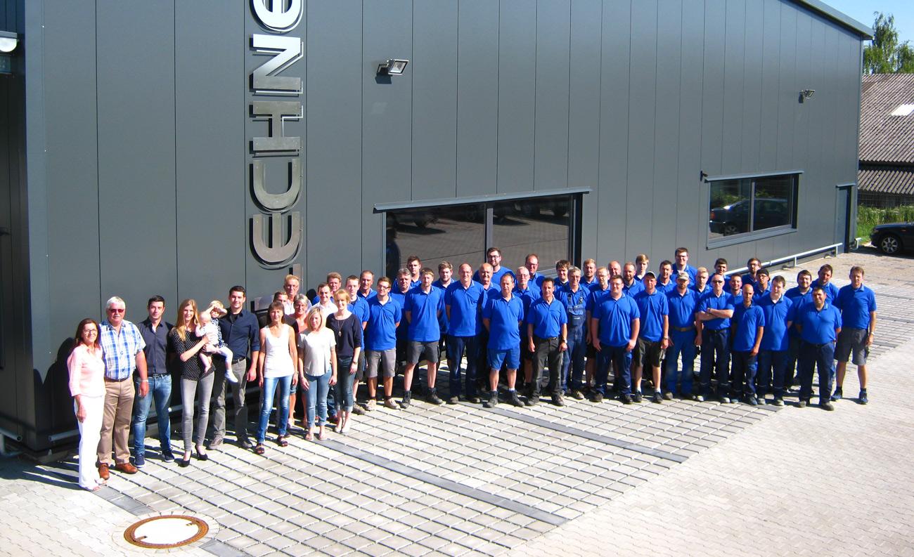 Lechner GmbH Walsdorf